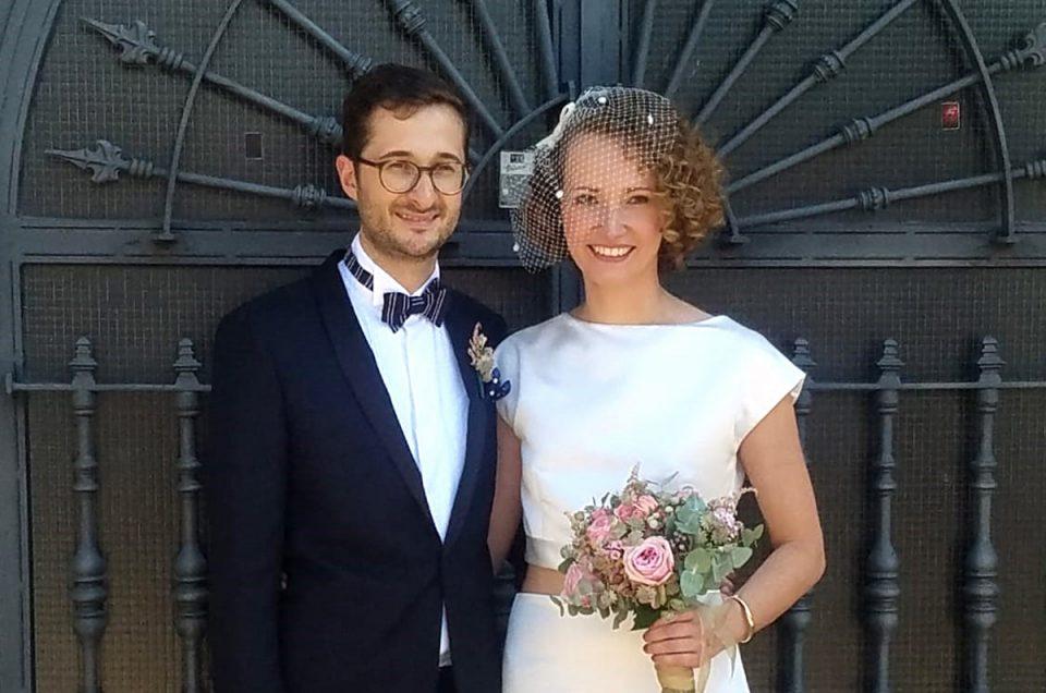 Hochzeit in Madrid